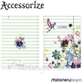 2018 Stationery Team Папка с ластик Accessorize 01859