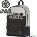 2018 Stationery Team Раница Franklin Marshall 00907 Black