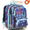 Topgal Chilli Ергономична ученическа раница BEBE 18003 B