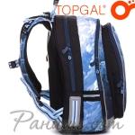Topgal Chilli Ергономична ученическа раница MIRA 20018