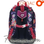 Topgal Chilli Ергономична ученическа раница BEBE 19001