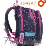 Topgal Chilli Ергономична ученическа раница LYNN 19008
