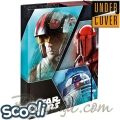 UnderCover Scooli Star Wars Кутия папка с ластик 27245
