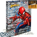 UnderCover Scooli Spiderman Кутия папка с ластик 27599