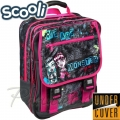 *UnderCover Scooli - Раница за училище Monster High 25129