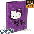 2017 UnderCover Scooli Кутия с ластик Hello Kitty