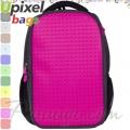 2015 Upixel Bags Pink Голяма раница за училище A009-VU