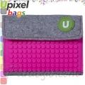 2015 Upixel bags Портмоне Pink B007-WC
