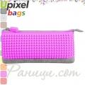 2015 Upixel bags Ученически несесер Pink B002-WC