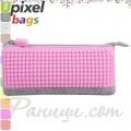 2015 Upixel bags Ученически несесер Pink B002-WB