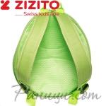 Zizito Детска раничка Ladybug Green ONL30002403