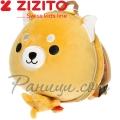 Zizito Детска раничка с предпазен колан Dog Yellow ONL30002426