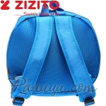 Zizito Детска раничка Бухалче в синьо ONL30002431