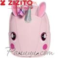 Zizito Детска раничка с предпазен колан Unicorn ONL30002420