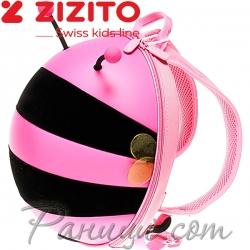 Zizito Детска раничка Bee Pink ONL30002407