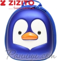 Zizito Детска раничка с предпазен колан Penguin ONL30002423
