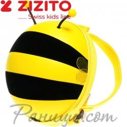 Zizito Детска раничка Bee Yellow ONL30002406