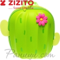 Zizito Детска раничка с предпазен колан Cactus Green ONL30002418