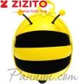 Zizito Мини раничка с предпазен колан Bee Yellow ONL30002413