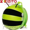 Zizito Мини раничка с предпазен колан Bee Green ONL30002416