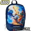 Lego Раница за детска градина с едно отделение Ninjago Battle 10030-1805