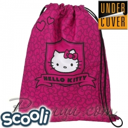 Undercover Scooli Спортна торба Hello Kitty