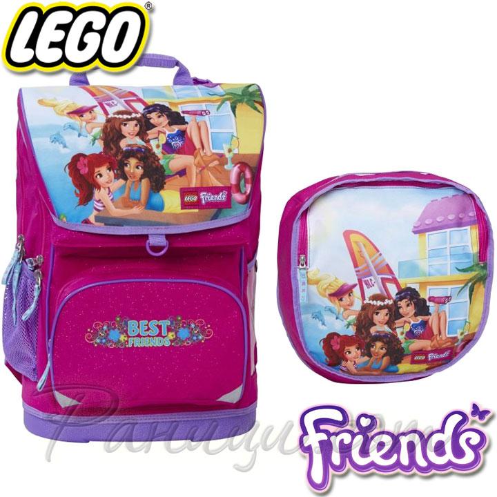 Lego Friends Ученически раници